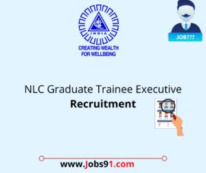 NLC Graduate Executive Trainee Recruitment 2020